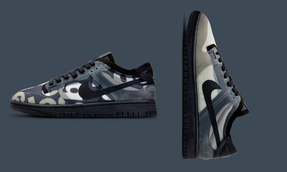 Nike y Comme des Garçons